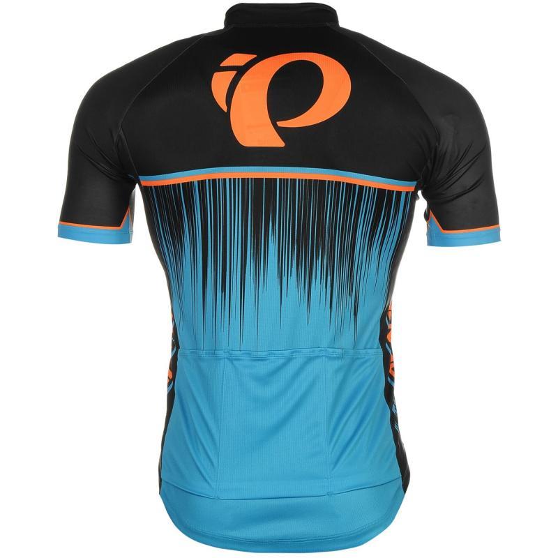 Tričko Pearl Izumi Izumi Elite Pursuit LTD Jersey Mens Black/Blue