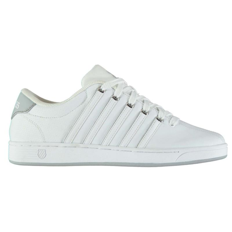 K Swiss Court Pro II SP Mens Trainers White/Highrise