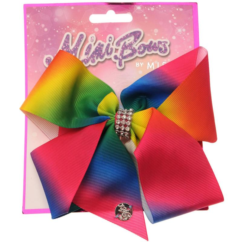 Miso MiMi Bow Junior Girls Rainbow
