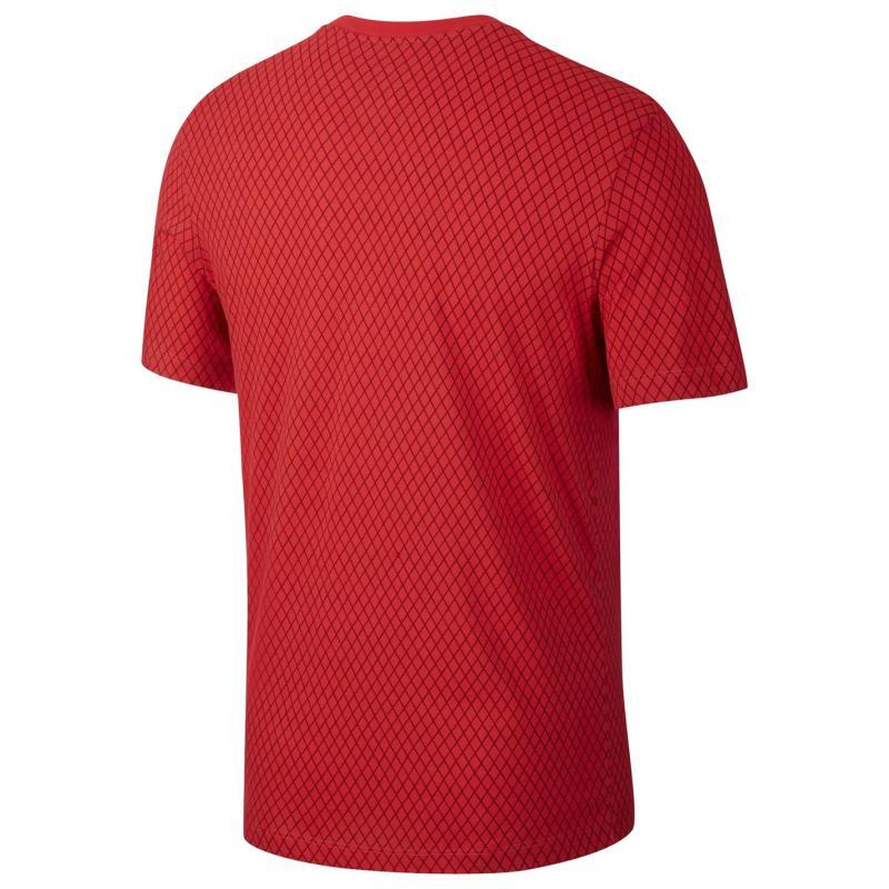 Tričko Nike FC T Shirt Mens Red