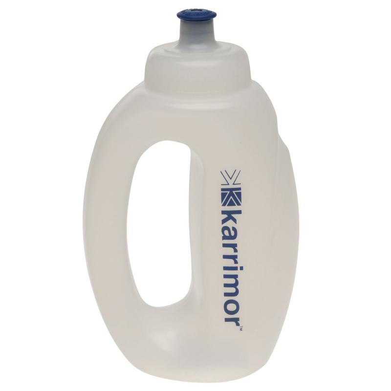 Karrimor Run Water Bottle White/Navy