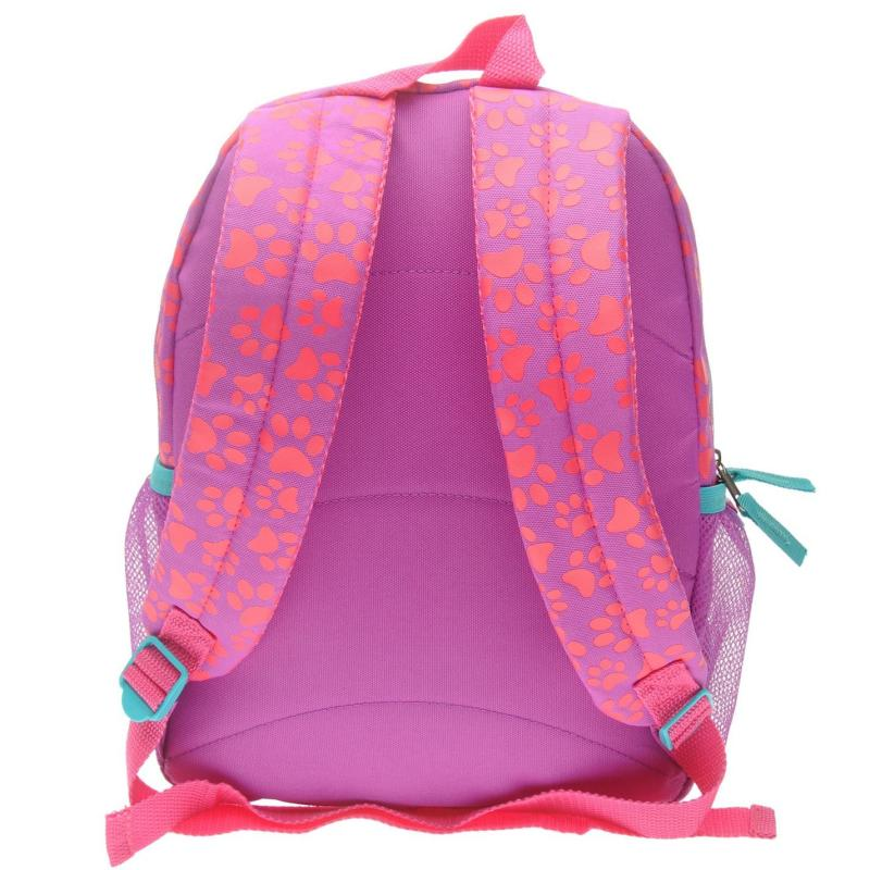 Star Graphic Backpack Childrens Doggy Rascal