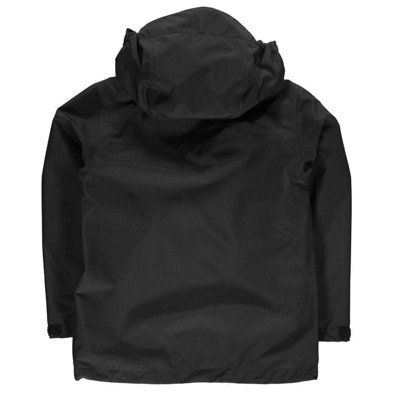 Bunda Helly Hansen Coastal Jacket Junior Boys Black