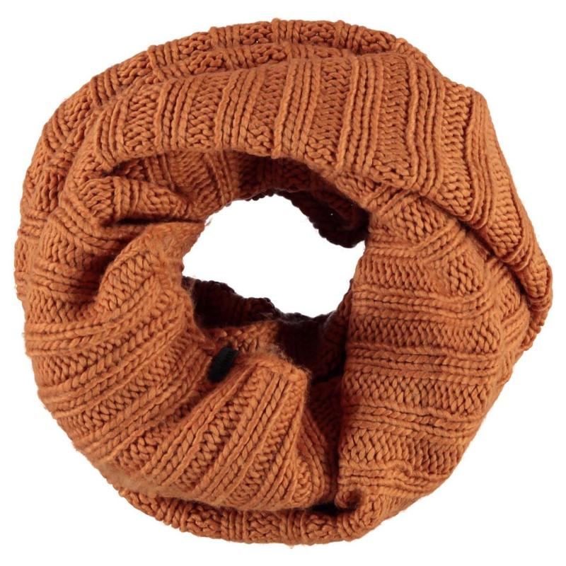 Barts Agata Snood Ladies Lt Brown