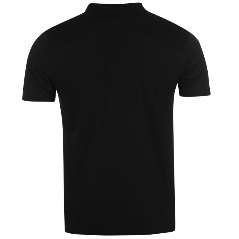 Tričko Converse Basic T Shirt Black