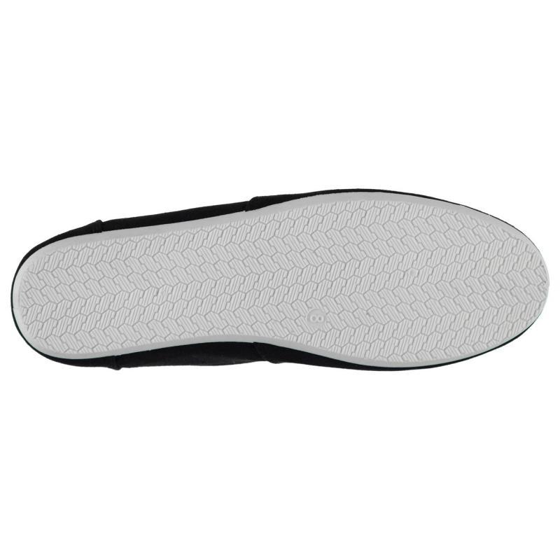 Giorgio Canvas Sams Mens Shoes White