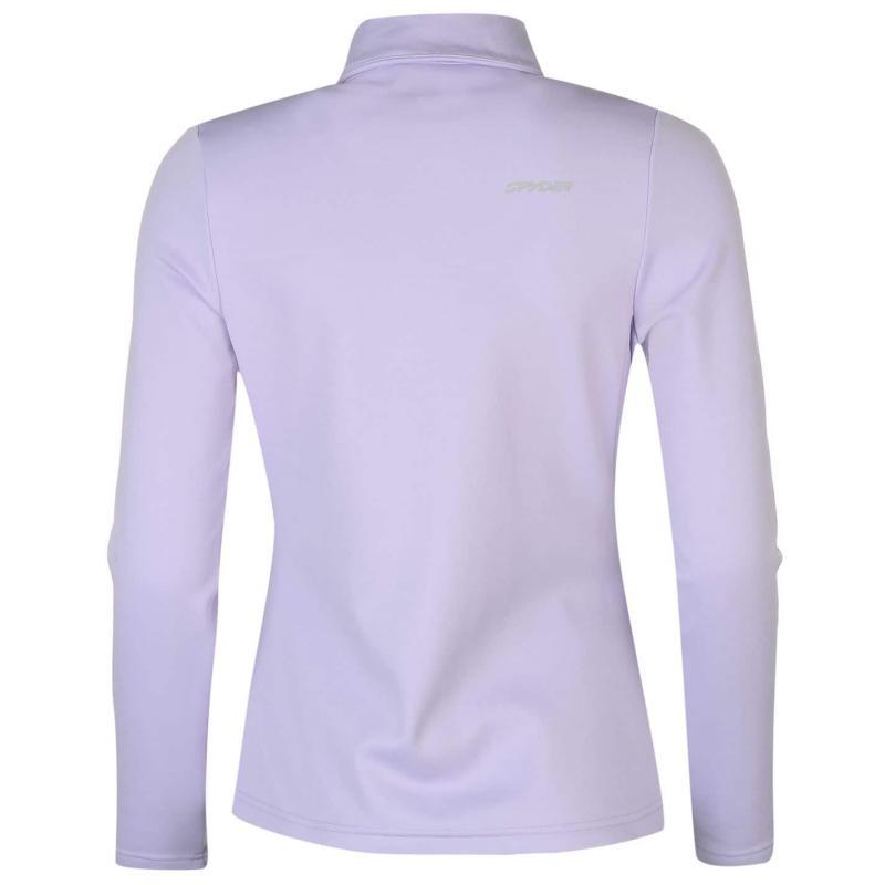 Svetr Spyder Allure Jacket Ladies Lilac