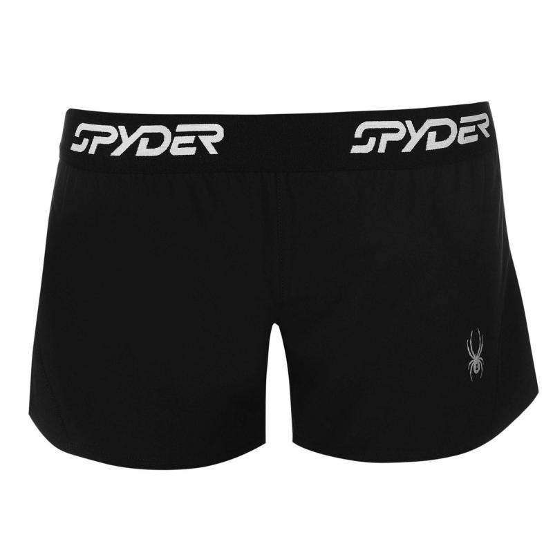 Spyder Vista Shorts Ladies Black