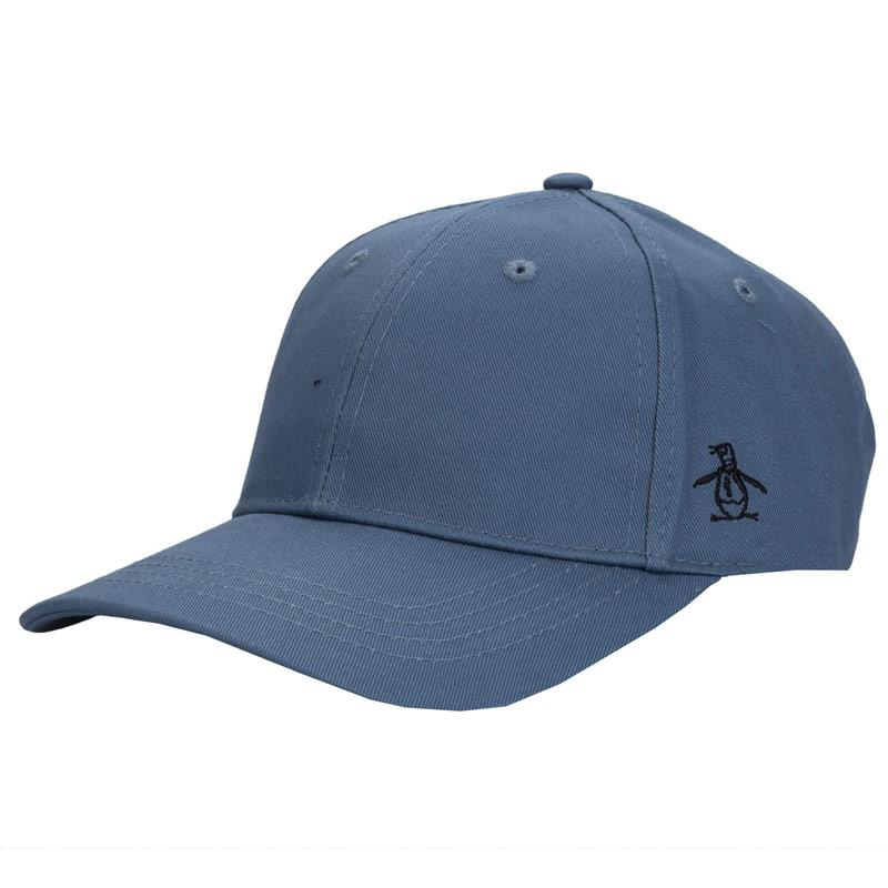 Original Penguin Mens King Cap Grey
