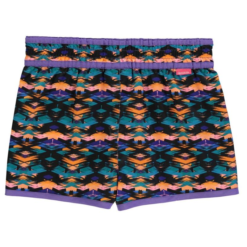Hot Tuna Caribbean Shorts Girls Purple