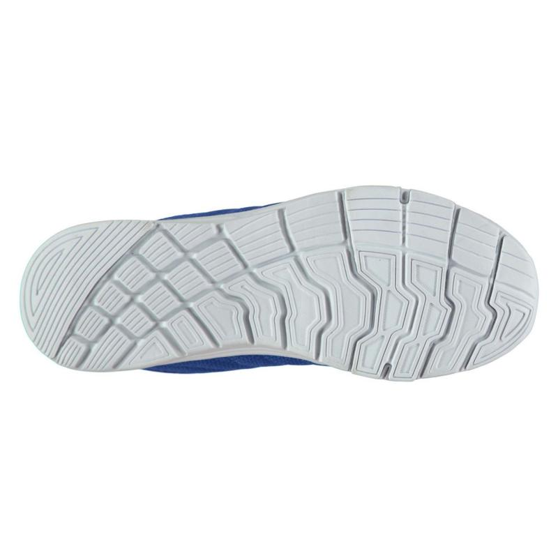 Fabric Reup Runner Trainers Blue/White