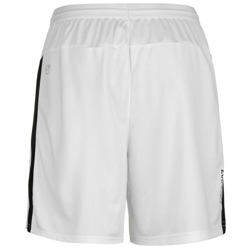 Puma Evo Train Shorts Mens White/Black