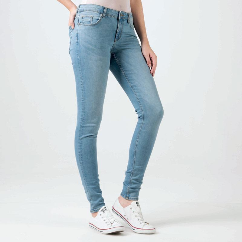 Cheap Monday Womens Mid Snap Jeans Denim