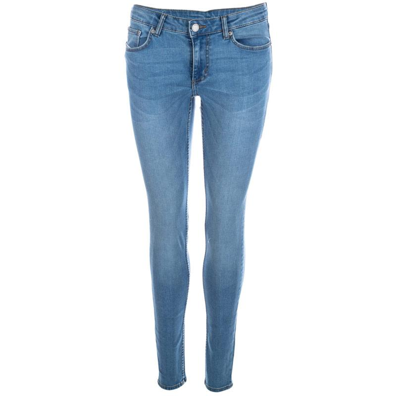 Cheap Monday Womens Mid Snap Jeans Denim