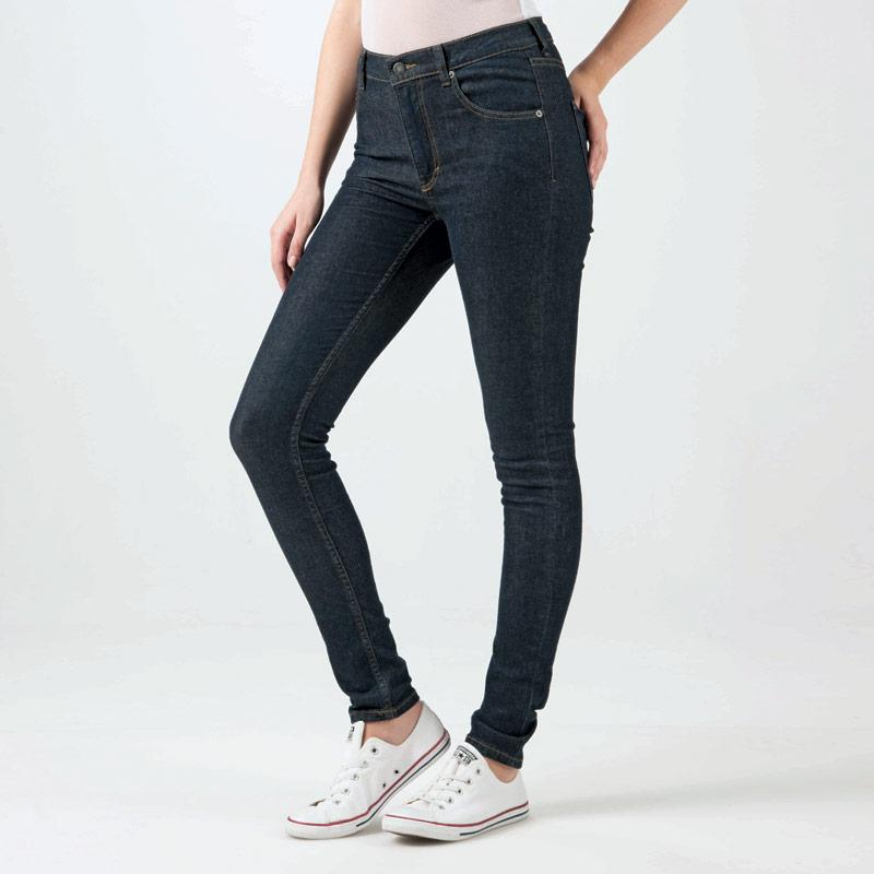 Cheap Monday Womens Second Skin Jeans Denim