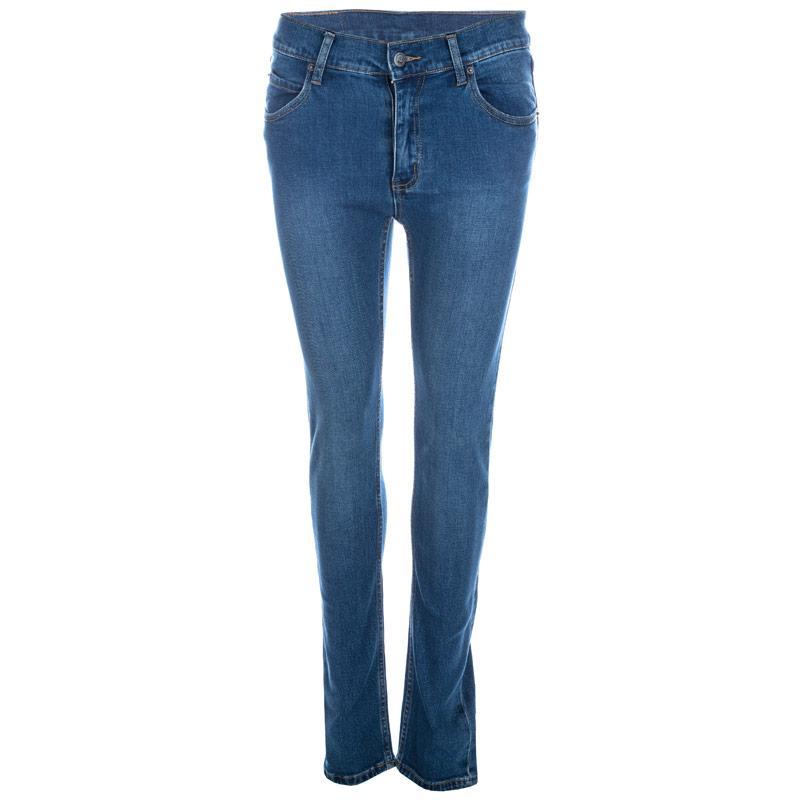 Cheap Monday Womens Tight Jeans Dark Blue