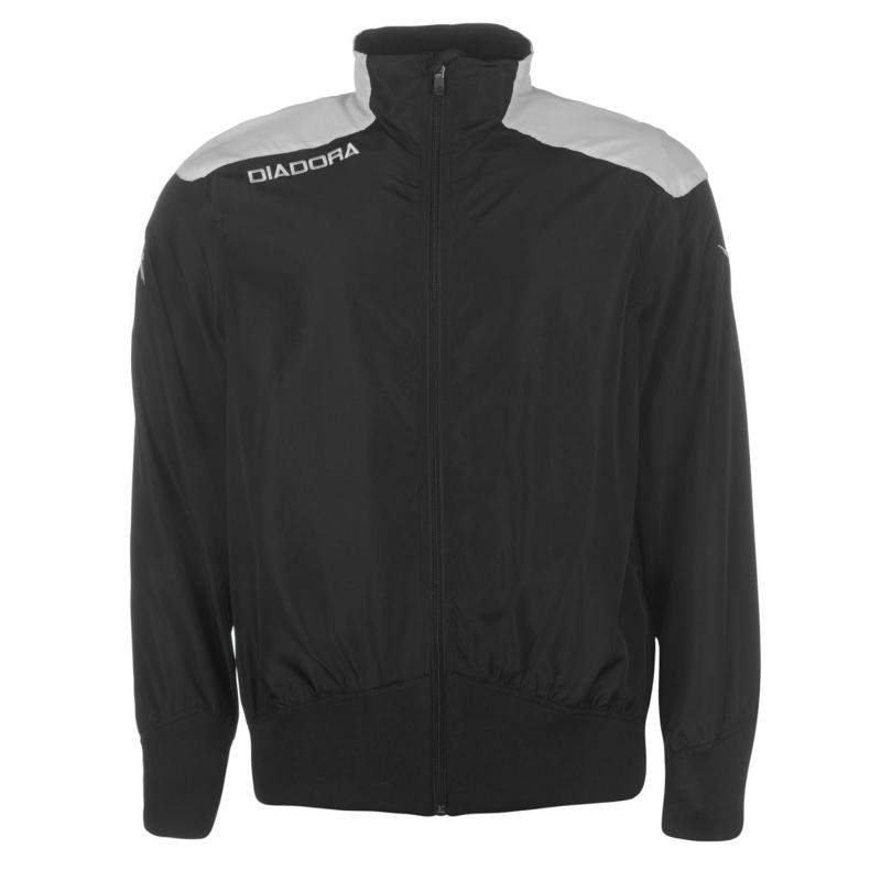 Diadora Minnesote Jacket Black/White