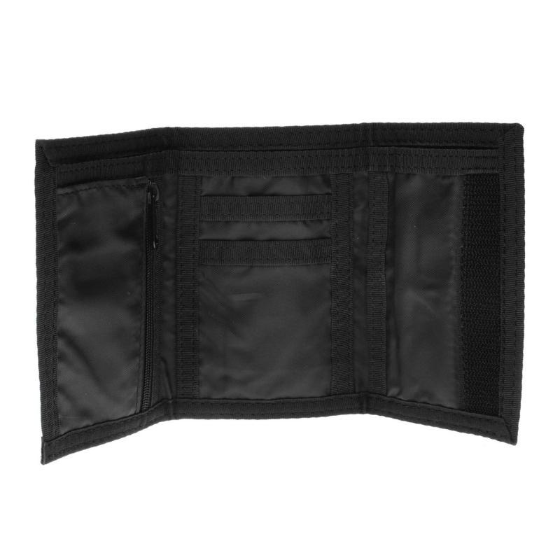 Puma Pioneer Wallet Black