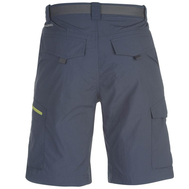 Columbia Outdoor Shorts Mens Zinc