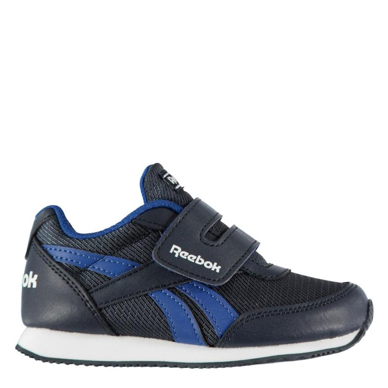 Reebok Classic Jogger RS Infant Boys Trainers Navy/Blue