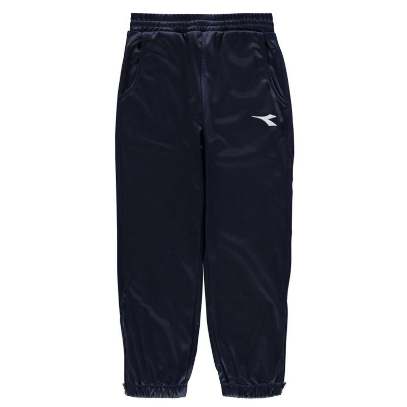 Tepláky Diadora Johannesburg Pants Junior Boys Dark Blue