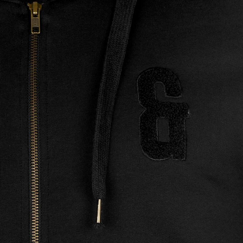Mikina Only and Sons Drake Zipped Hoodie Grey Marl