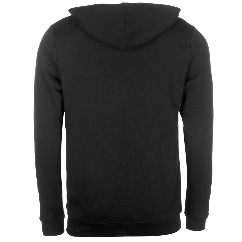 Mikina Only and Sons Drake Zipped Hoodie Black