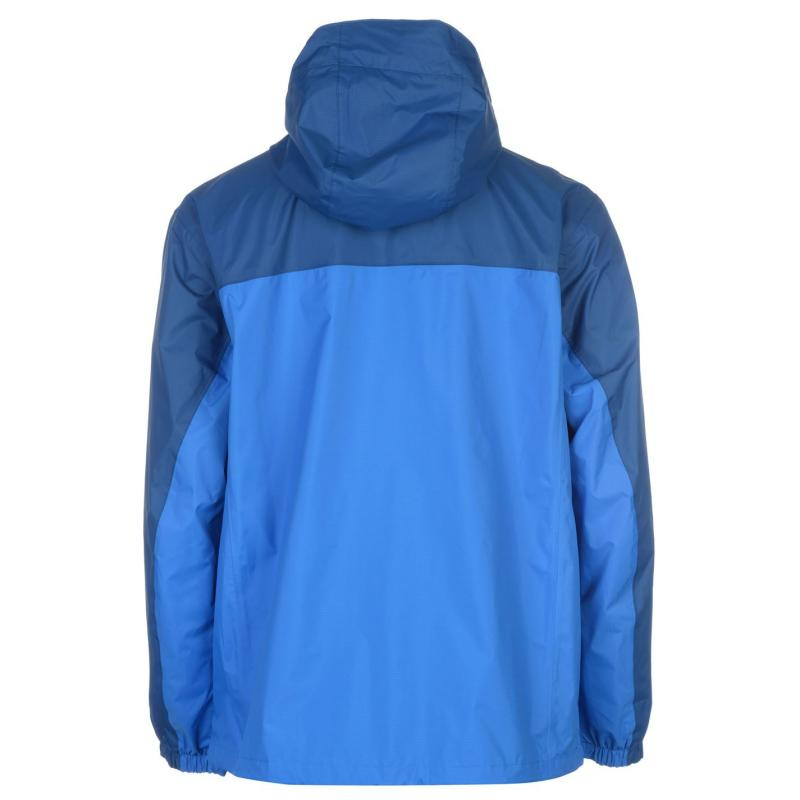 Columbia Pouring Adventure Jacket Mens Blue