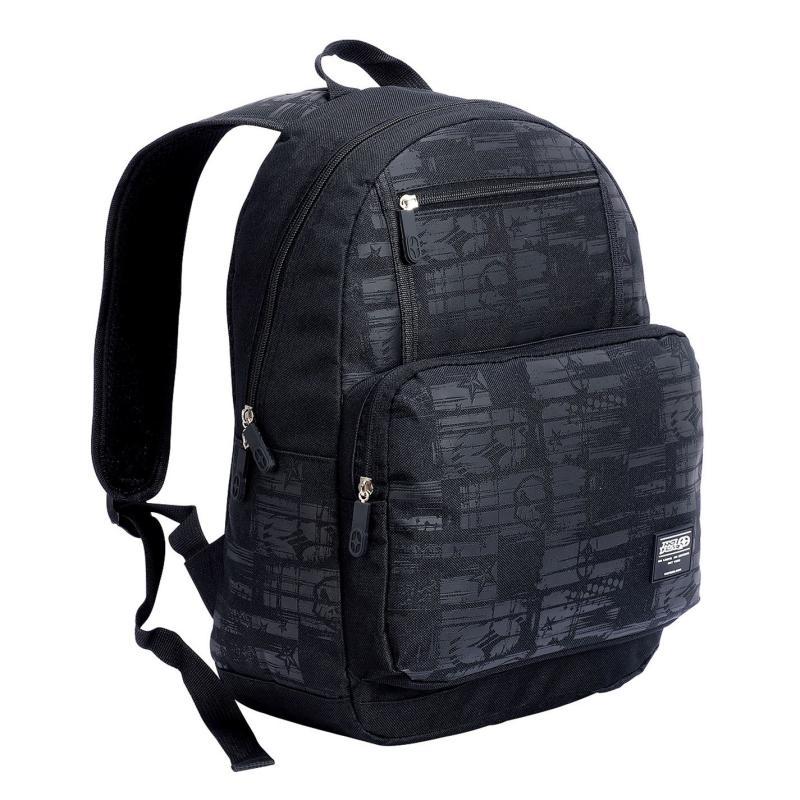 No Fear Graffiti Backpack Black
