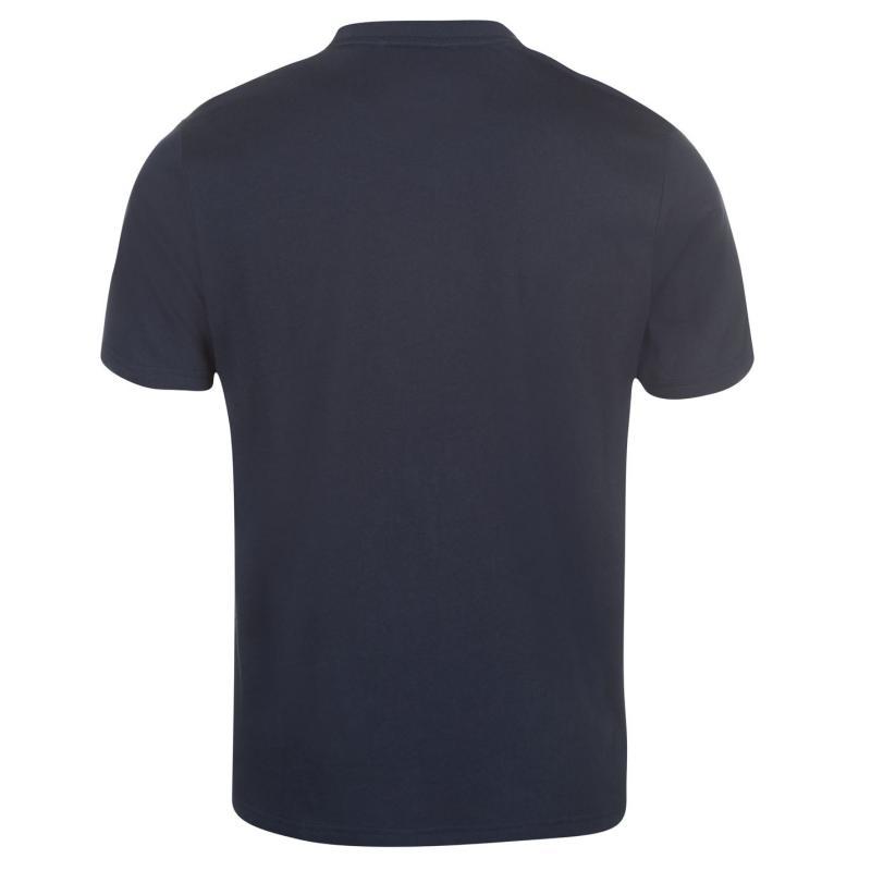 Tričko NUFC Newcastle United Est Tee Mens Navy