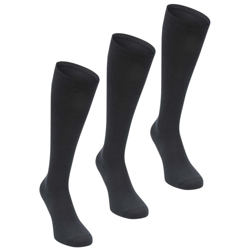 Crafted Essentials BTS Sock ING84 Navy Knee High