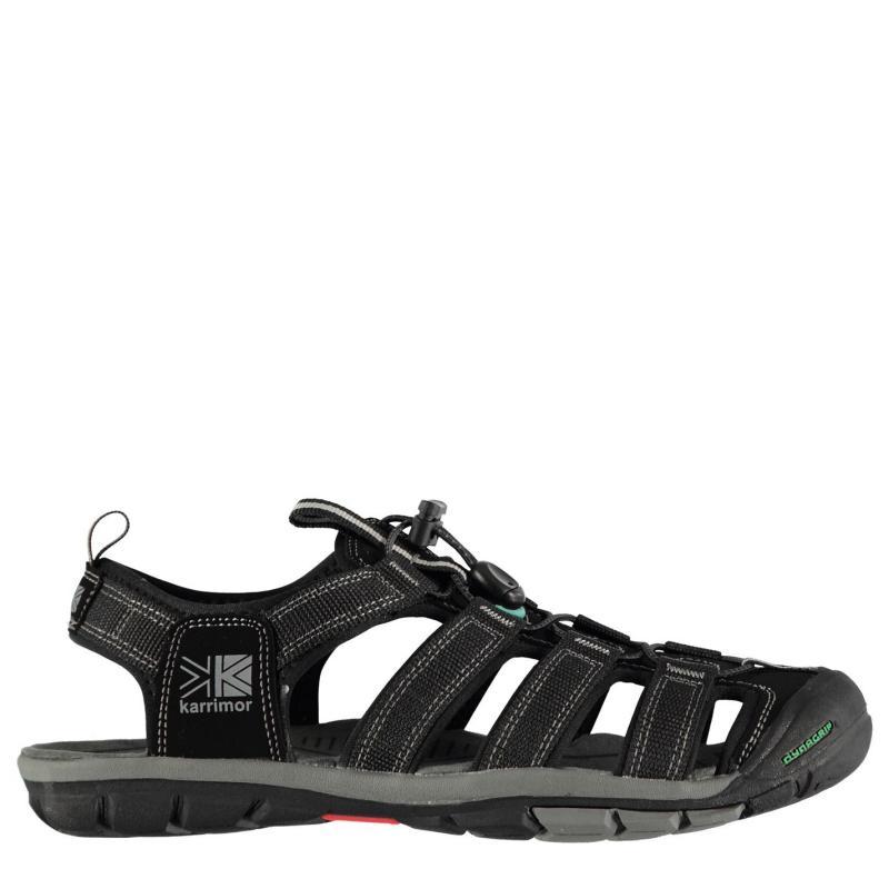 Karrimor Ithaca Mens Walking Sandals Black