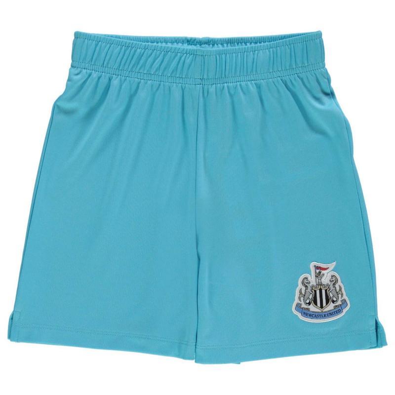 Kraťasy NUFC Newcastle United Core Shorts Infant Boys Yellow