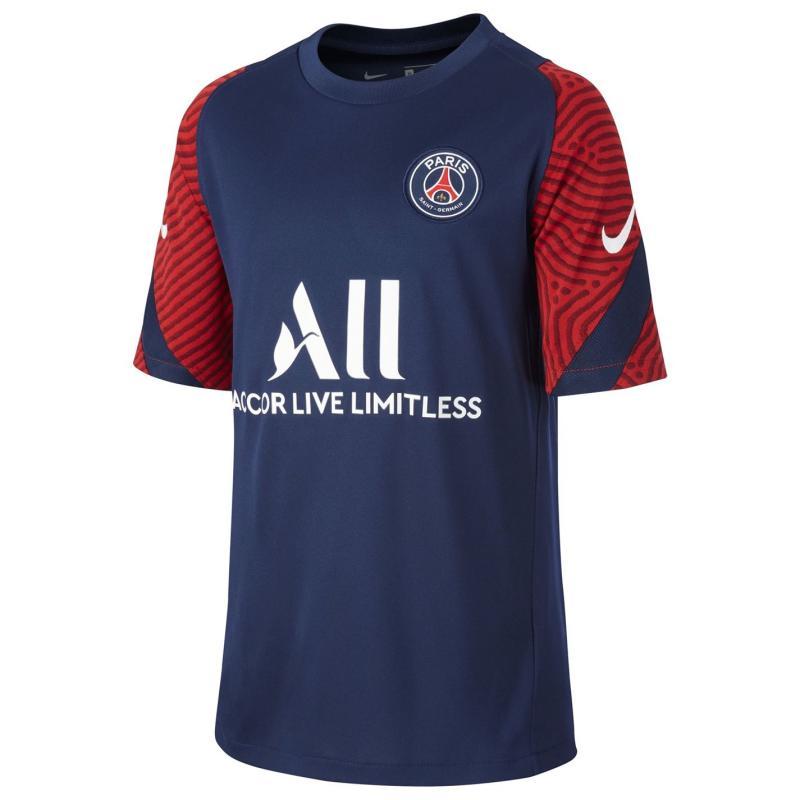 Nike Paris Saint Germain Strike Top 2020 2021 Navy