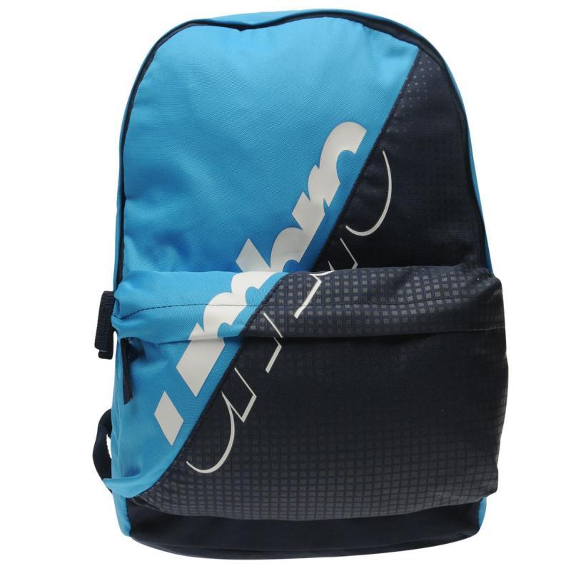 Umbro Veloce Backpack Blue/Black/Wht