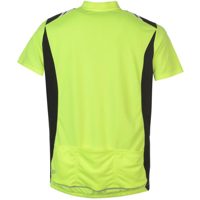 Tričko Pearl Izumi Quest Jersey Mens Yellow