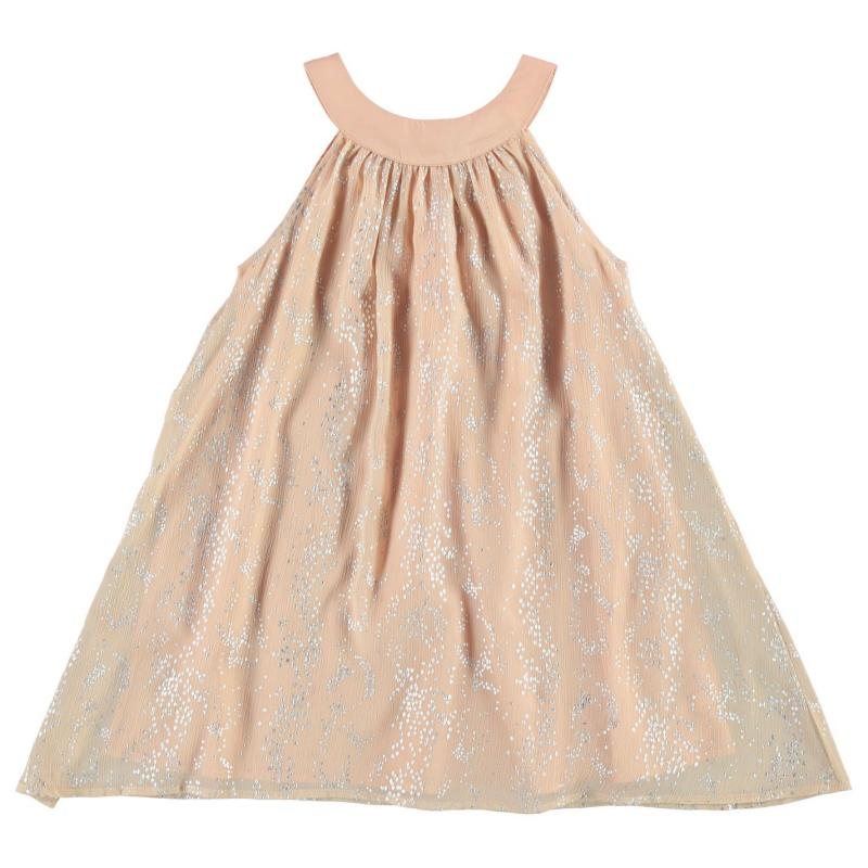 Šaty French Connection Belle Dress Belle Blush