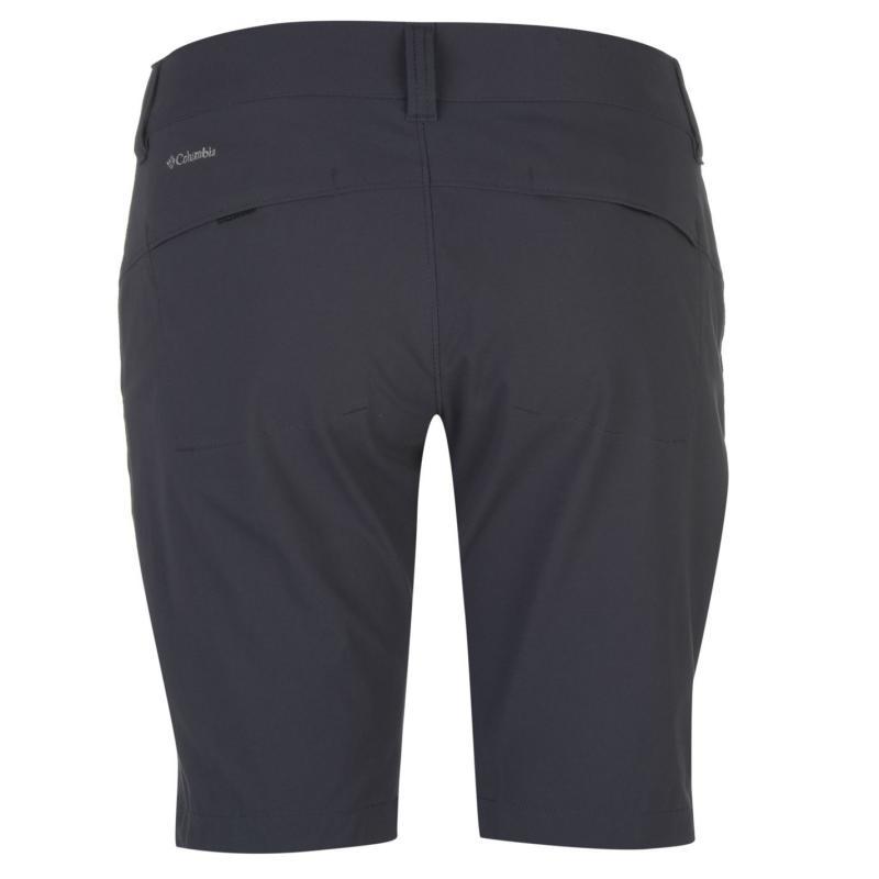 Columbia Saturday Trail Long Shorts Ladies Navy