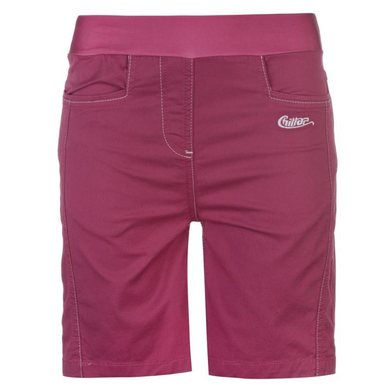 Chillaz Sarah Shorts Ladies Berry