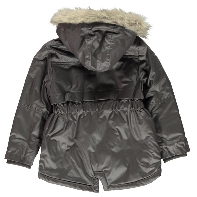 Character Wax Jacket Infant Girls Frozen