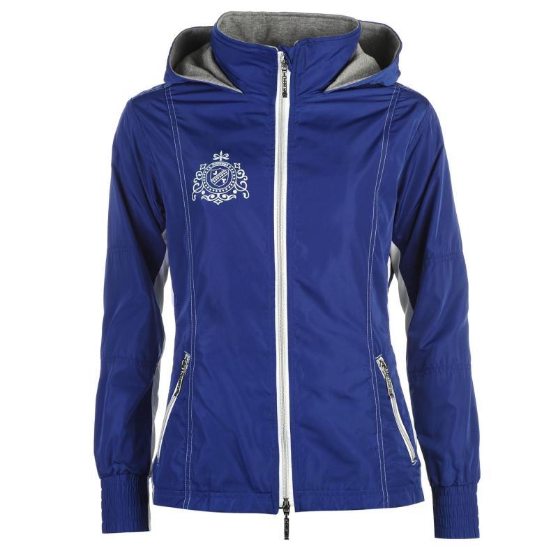 Just Togs Anastasia Ladies Jacket Blue