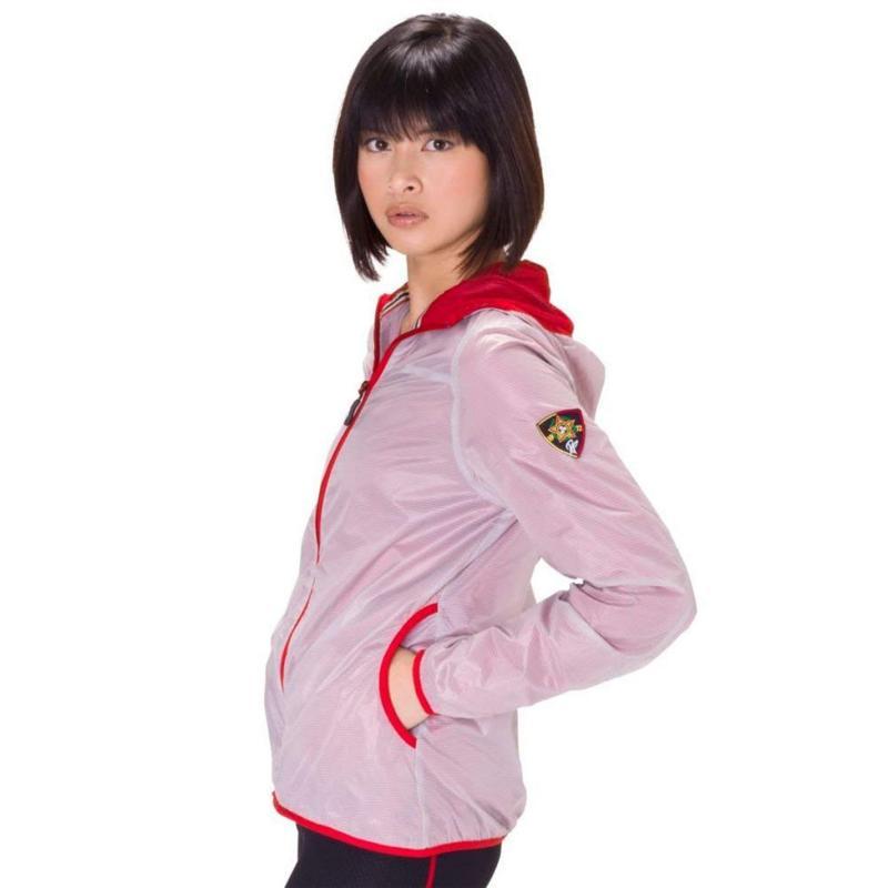 Pessoa Leggera Windbreaker Jacket Ladies Lunar Rock