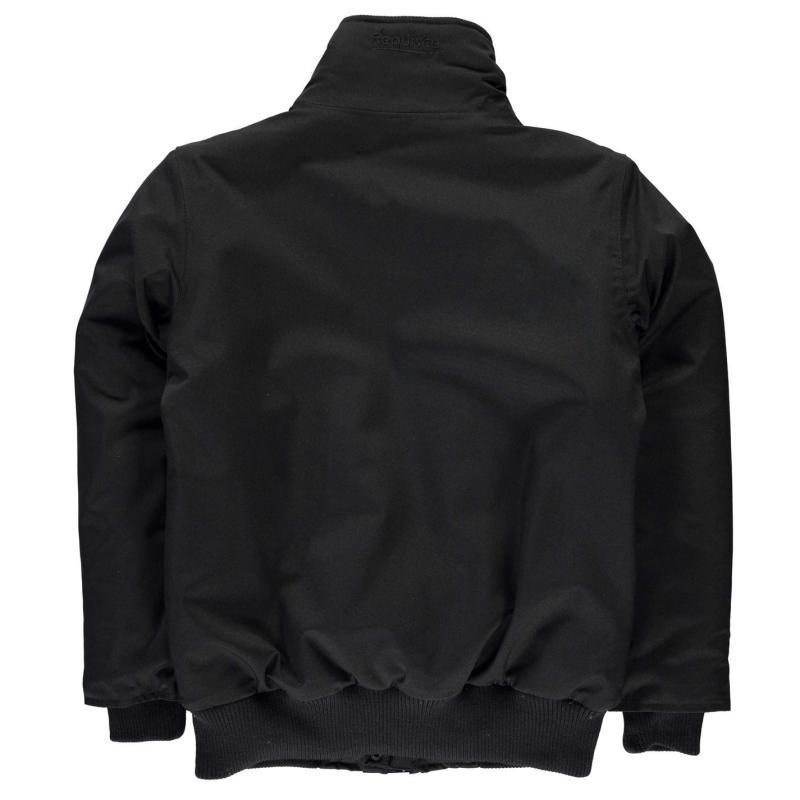 Requisite Girls Blouson Jacket Navy