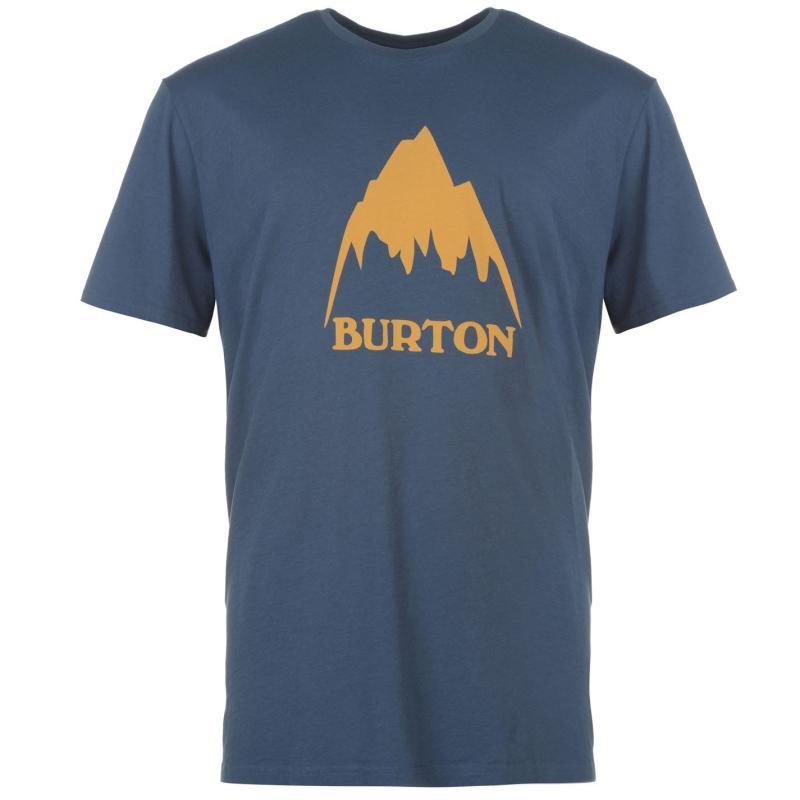 Tričko Burton Classic Tee Blue