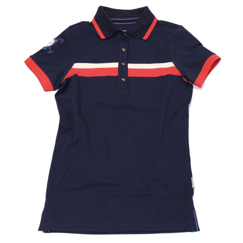 Polokošile Horseware Chloe Polo French Navy