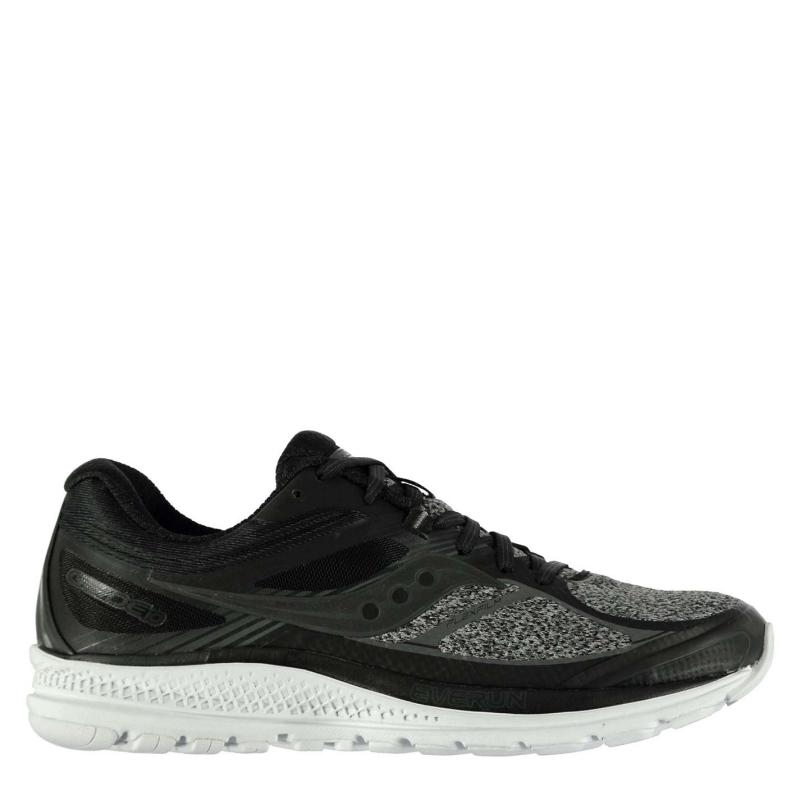 Saucony Guide LOTR Ladies Running Shoes Marl/Black