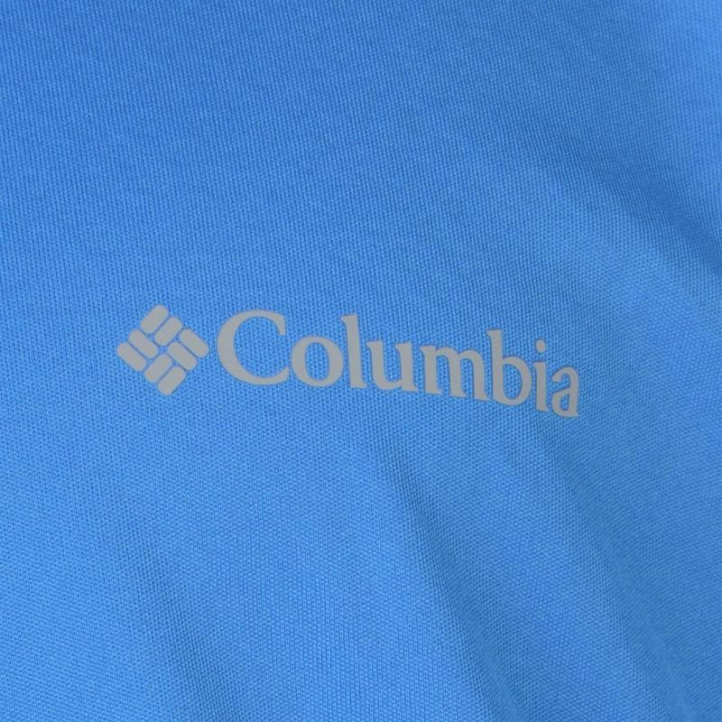Tričko Columbia Zero T Shirt Mens Blue