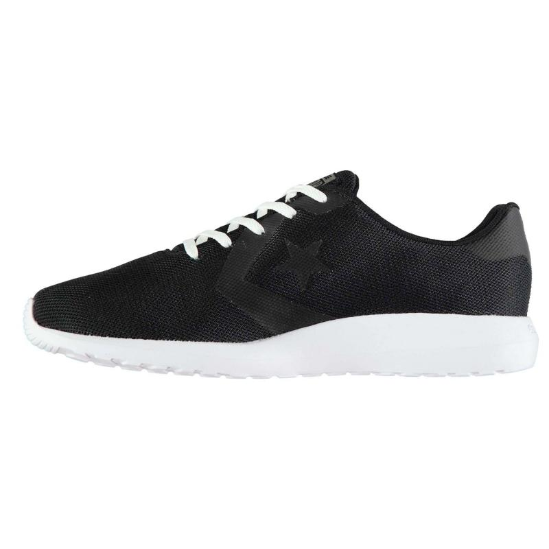 CONS Auckland Ultra Trainers Black/White
