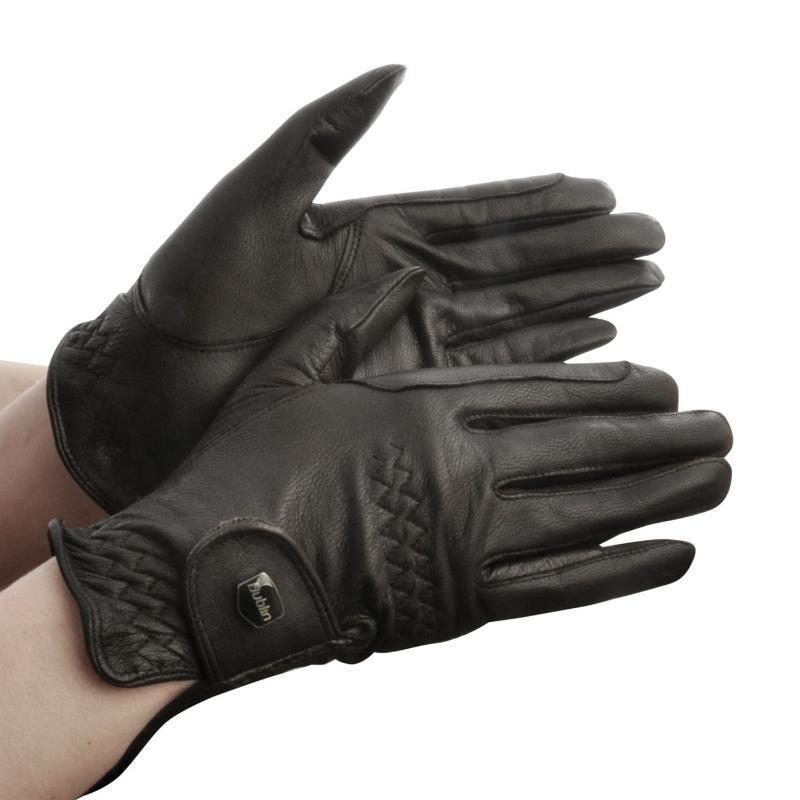 Dublin Show Gloves Black