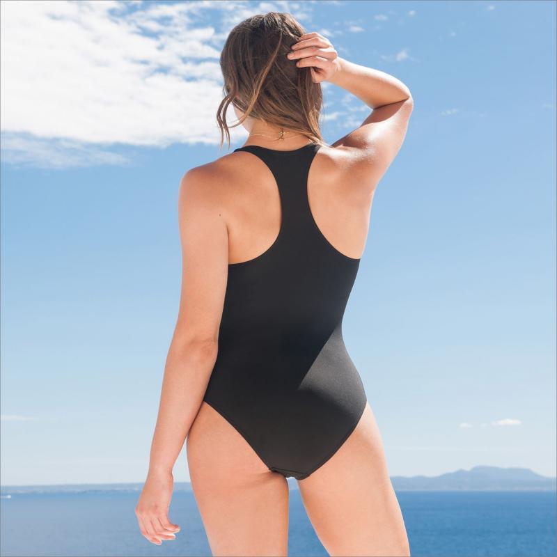 Plavky SportFX Rapper Swimsuit Black